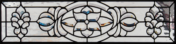 Stained Glass Transom Scottish Stained Glass