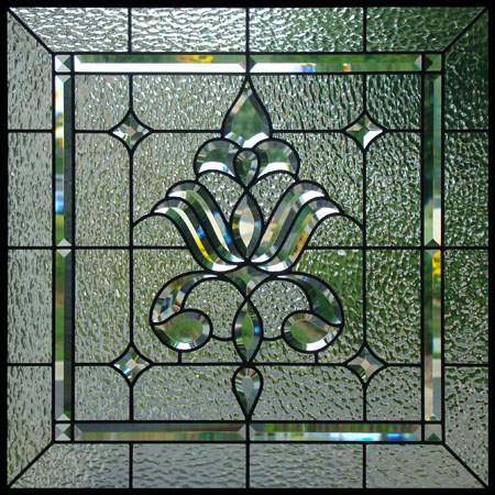 Beveled Stained Glass