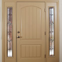 Entryway Sidelights & Transom - SGE 13