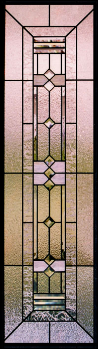 Stained Glass Sidelights Scottish Stained Glass