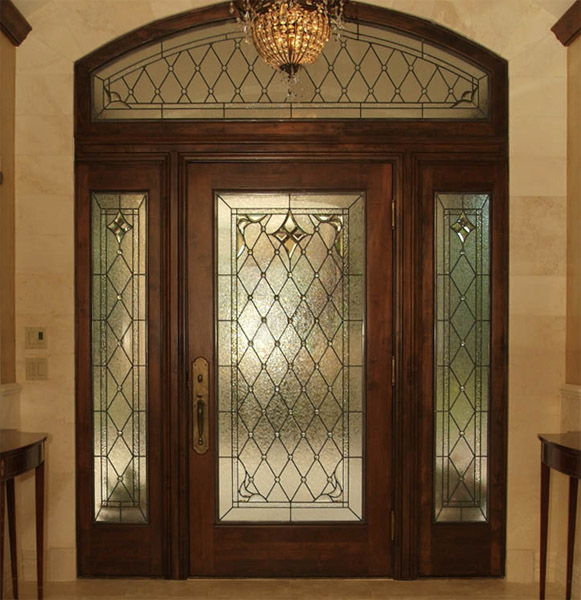 entryway doors. Entryway Stained Glass Transom Sidelights Door  Dallas Texas Doors door