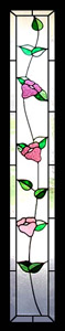 Stained Glass Sidelights - SGSL 19