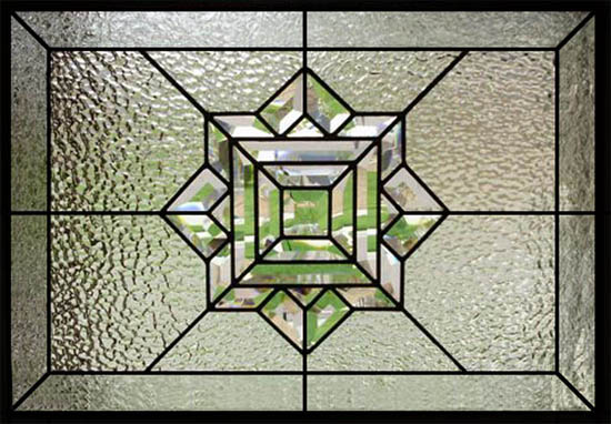Leaded Glass Windows : Leaded stained glass scottish