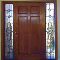 Prairie Style Stained Glass Windows