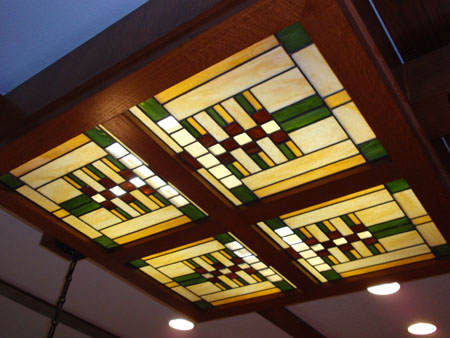 Hotel Stained Glass