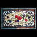 Kitchen Stained Glass Panels