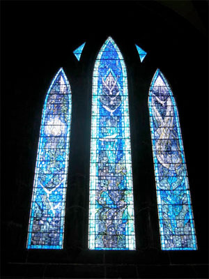 Millenium Window Glasgow Cathedral