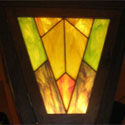 Restaurant Stained Glass