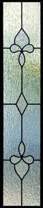 Leaded Glass Sidelights - SGSL 5