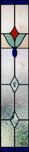 Stained Glass Sidelights - SGSL 17