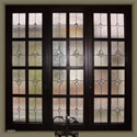 Bathroom Stained Glass Privacy Windows Salt Lake City Utah