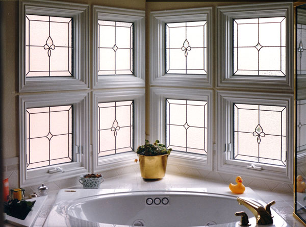 Bathroom Windows beautiful stained glass for your bathroom