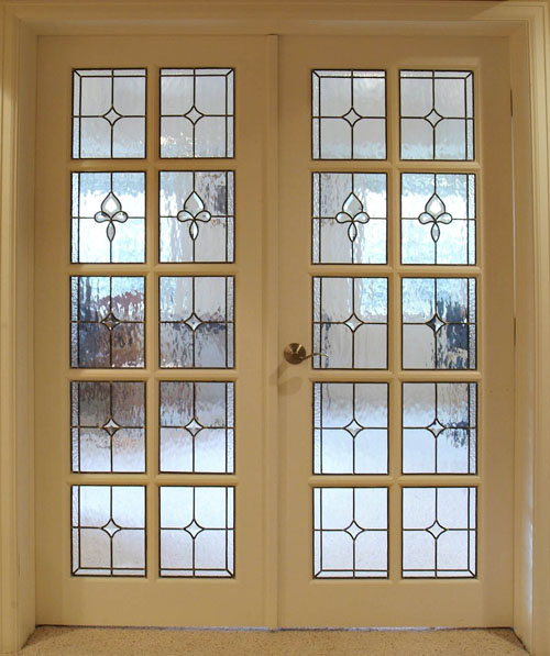 stained glass interior door panels - Glass Interior Doors