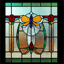 Stained Glass Kitchen Window Designs
