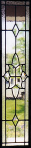 Stained Glass Beveled Sidelights - SGSL 13