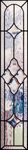 Transom Stained Glass Window Designs