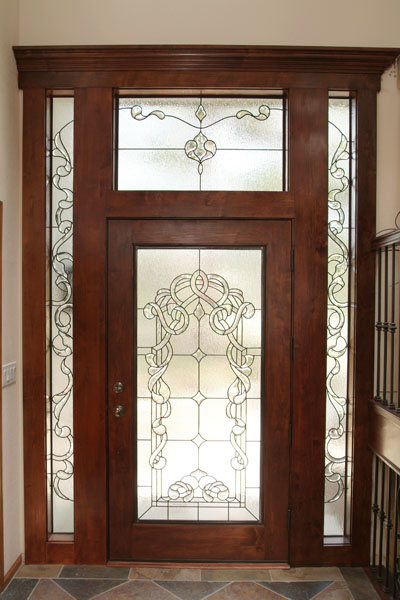 Entryway Stained Glass Gallery