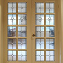 Interior Stained Glass Panels