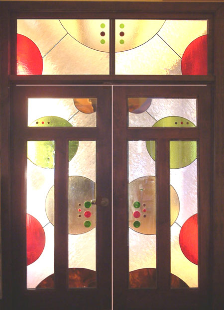 Retail Stained Glass Windows