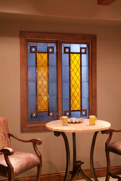 Quality Residential Stain Glass Windows