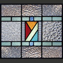 Antique Stained Glass Window Patterns