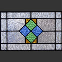 Antique Textured Stained Glass
