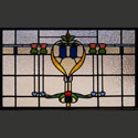 Blue Bell Antique Stained Glass