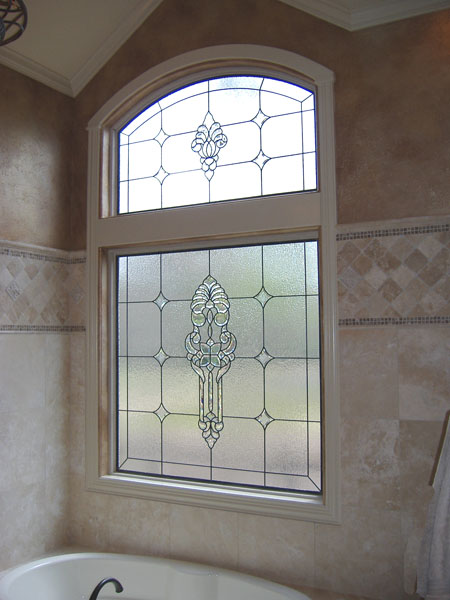 Amarillo Stained Glass Windows