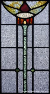 Antique Stained Glass from Scotland