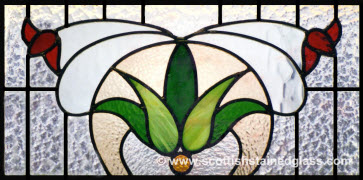 Stained Glass Floral Designs