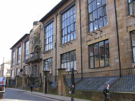 Glasgow School of Art - Scottish Stained Glass Denver