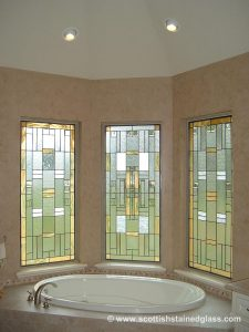 Religious Stained Glass Colors in your Denver Home