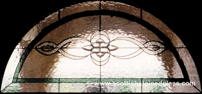Transom Stained Glass Denver