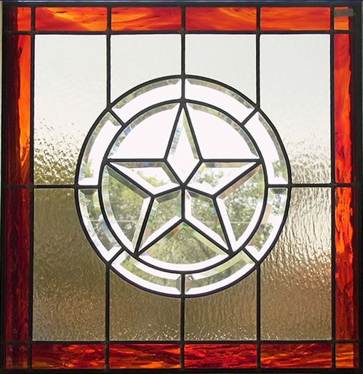 custom texas pride stained glass san antonio