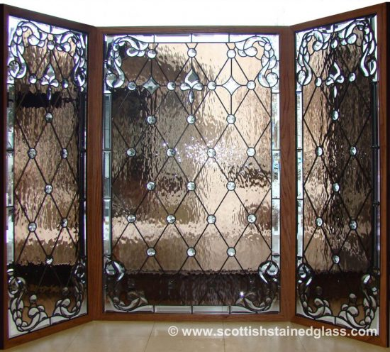 Get your kansas city home ready for winter with a stained glass fireplace screen - Why you should consider concrete staining for your home ...